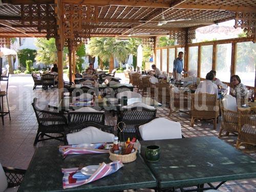 Открытый ресторан